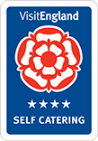 Visit England 4 Star rated