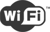 WIFI – Wireless Internet access available