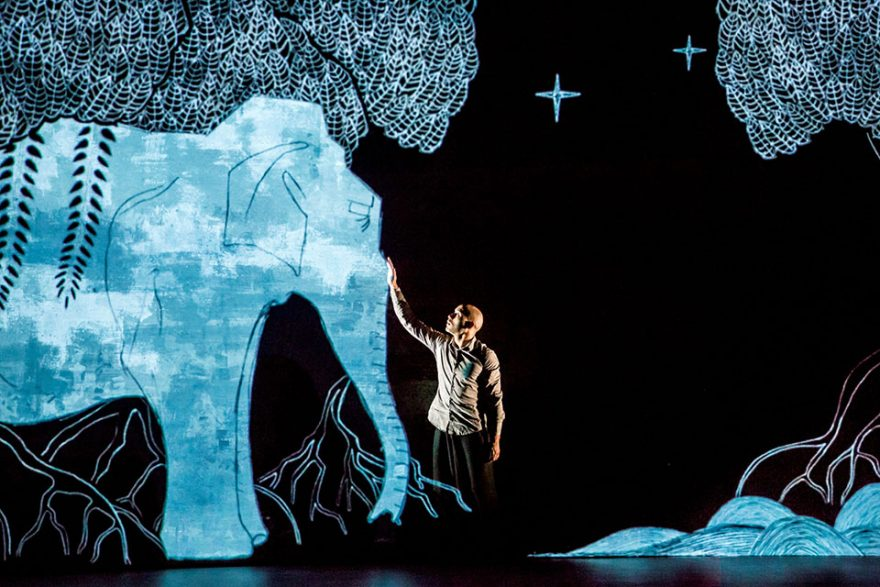 Akram Khan Company presents Chotto Desh