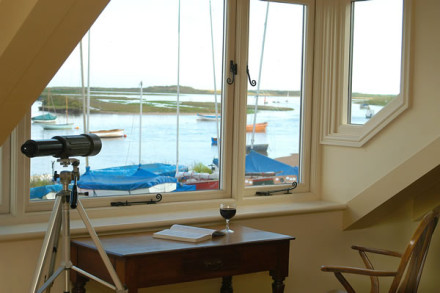 Flagstaff Boathouse, Burnham Overy Staithe, Norfolk
