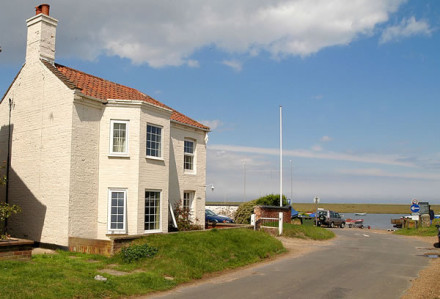 Flagstaff House, Burnham Overy Staithe, Norfolk