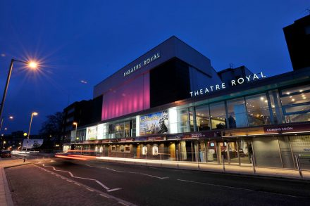 Theatres in Norfolk: Norwich Theatre Royal