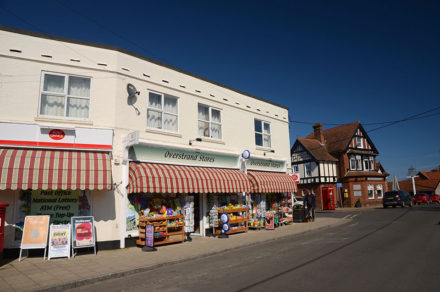Overstrand High Street, Norfolk