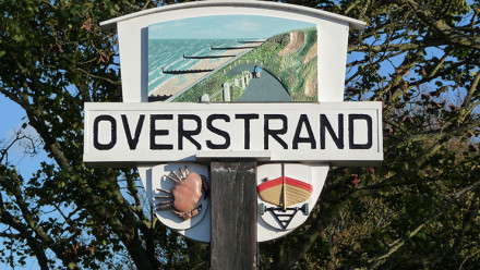 Overstrand, Norfolk