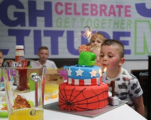 Parties at High Altitude Trampoline Park, Norwich