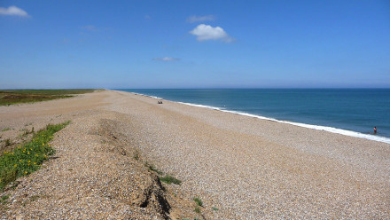 Salthouse (view west towards Blakeney Point)