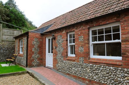 Victoria House Annexe, East Runton holiday cottage