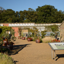The Walled Garden, Holkham