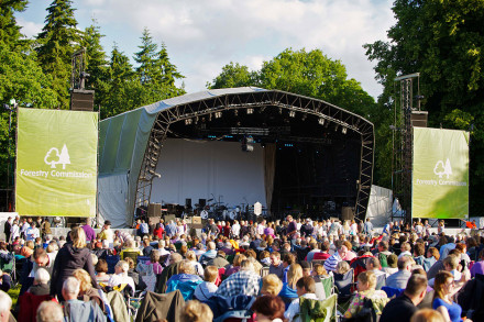 Forest Live, Thetford Forest (Forestry Commission)