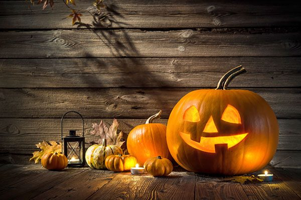 Nearly Halloween! Check out coming events...