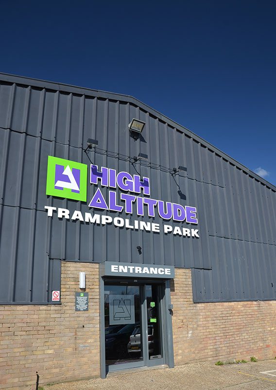 High Altitude Norwich >> High Altitude Trampoline Park | Experience Norfolk