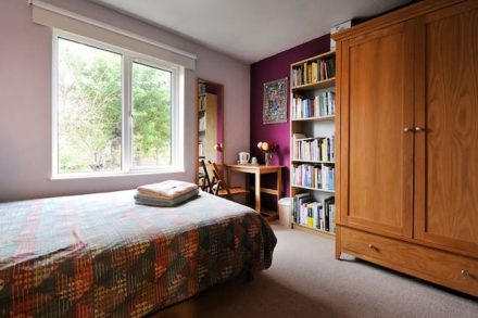 Homestay Bed and Breakfast, Norwich (vegetarian)