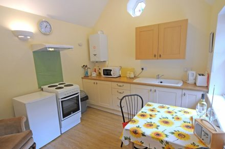 Victoria House Annexe - kitchen