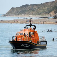 Cromer Lifeboat (east beach)
