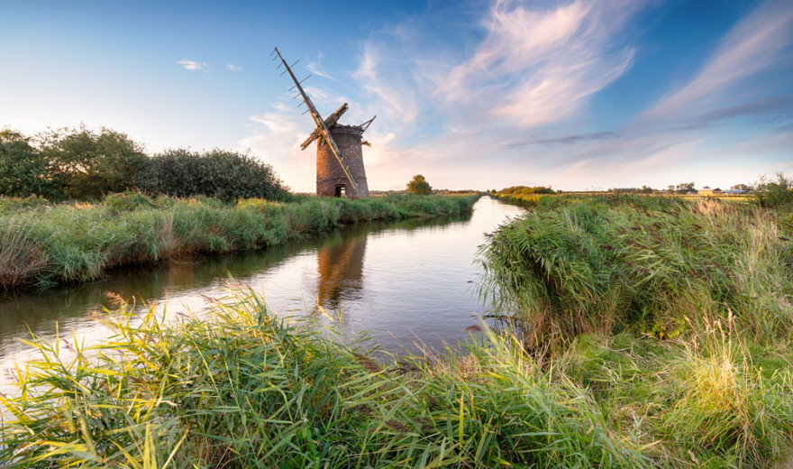 The Norfolk Broads - Britain's Magical Waterland