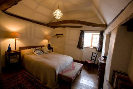 The Oak Room at The Willow Room at Robin Hood Cottage, Walsingham, Norfolk
