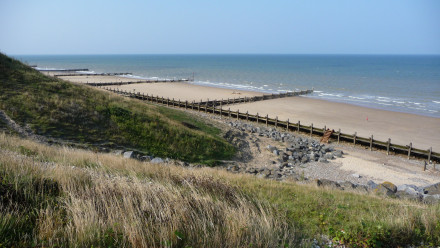 Overstrand, north Norfolk