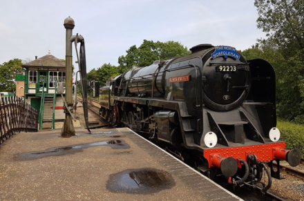 The North Norfolk Railway (the 'Poppyline')