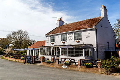 The Ringland Swan, Norfolk
