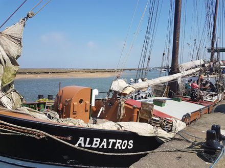 The Albatross, Wells-next-the-Sea, Norfolk