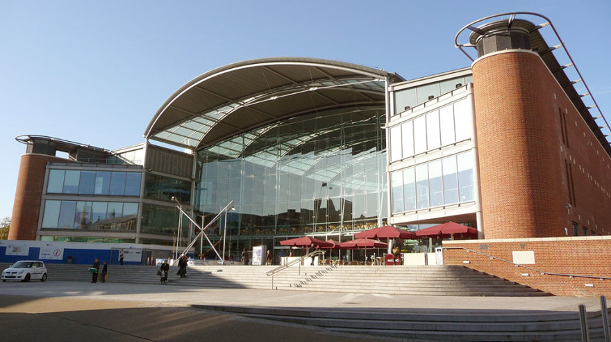 The Forum, Norwich