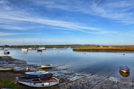 Wells Waterfront, Well-next-the-Sea, Norfolk