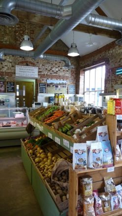 Walsingham Farms Shop, Norfolk