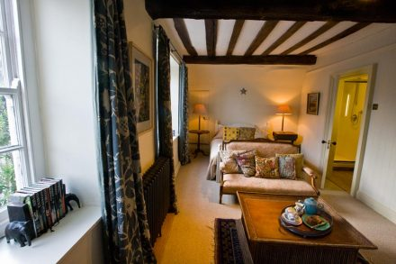 The Willow Room at Robin Hood Cottage, Walsingham, Norfolk