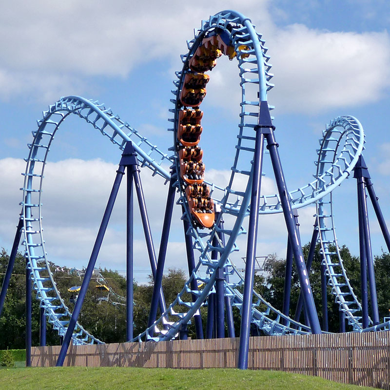 Pleasurewood Hills Experience Norfolk